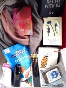 POPSUGAR Must Have Box Review + Coupon Code – September 2014