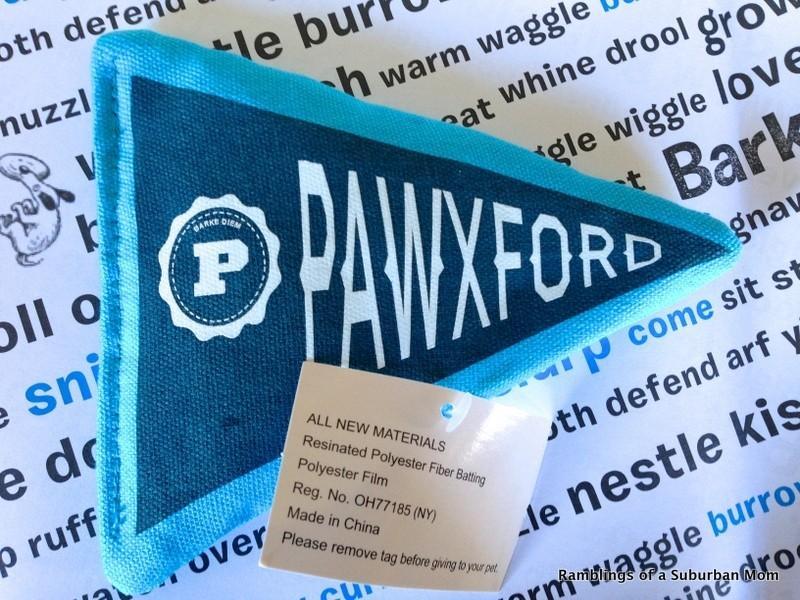 September 2014 Barkbox