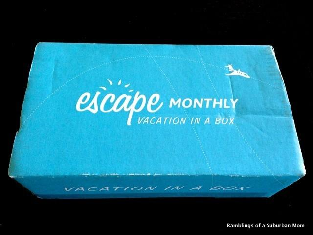 September 2014 Escape Monthly