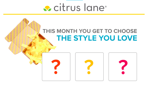 Citrus Lane October Spoilers