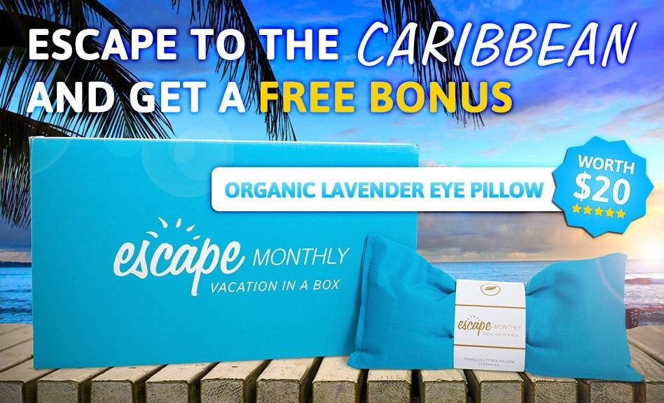 Escape Monthly Free Gift