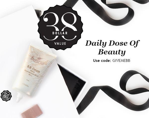 GLOSSYBOX Daily Dose of Beauty