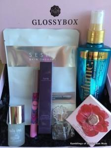 GLOSSYBOX Review + Coupon Code – October 2014
