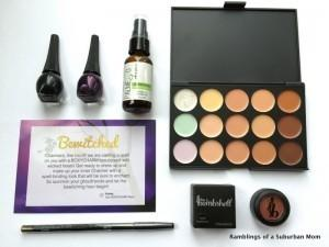 BOXYCHARM Review – October 2014