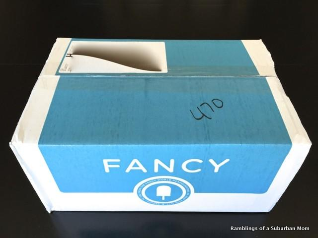 October 2014 Nicky Hilton Fancy Box