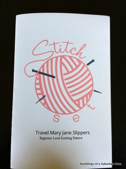 October 2014 Stitch Set