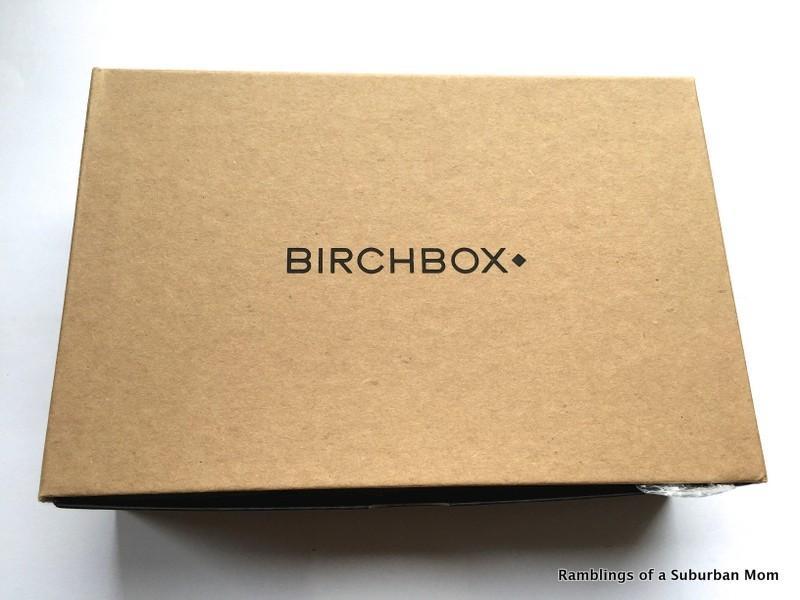 November 2014 Birchbox Man