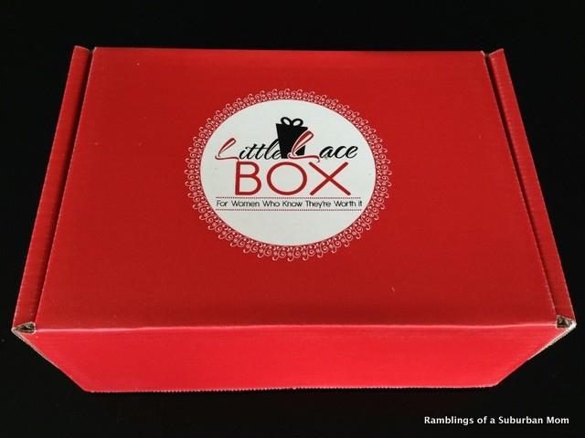September 2014 Little Lace Box