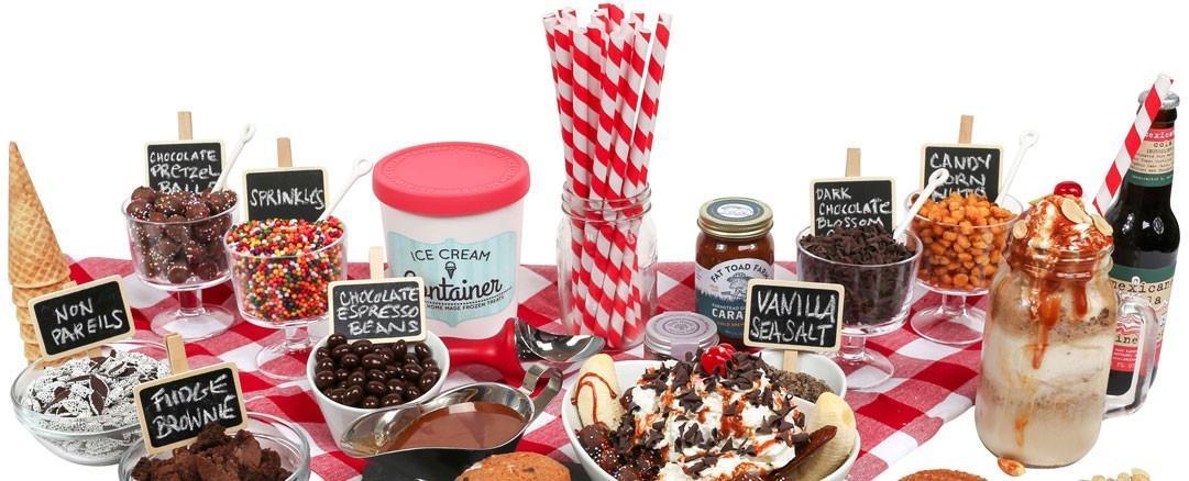 Hamptons Lane Ice Cream Sundae Box