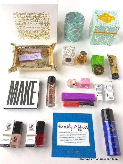 Birchbox Vanity Fair Limited Edition