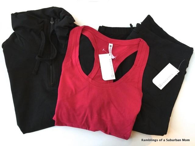 Fabletics Subscription Review – November 2014 + 50% off Offer