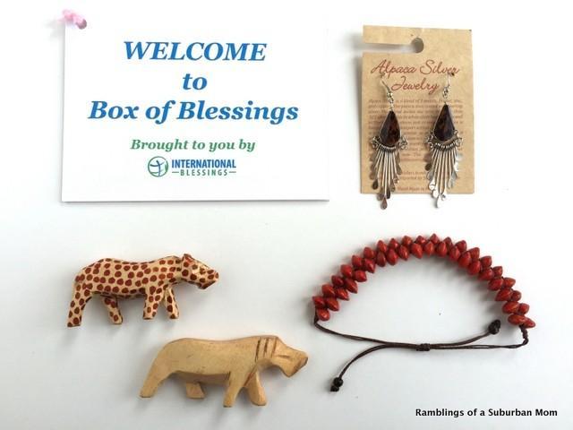 November 2014 Box of Blessings