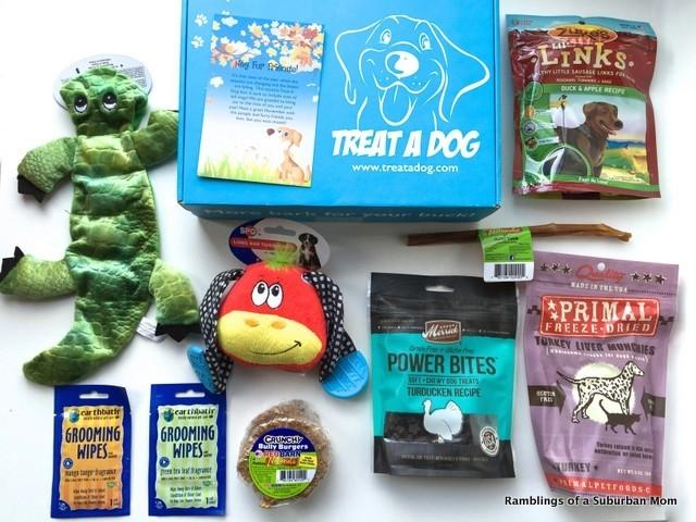November Treat A Dog Review