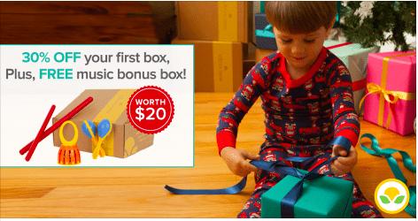 The Bonus Box