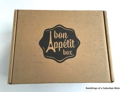Bon Appétit Paris Apéritif Box