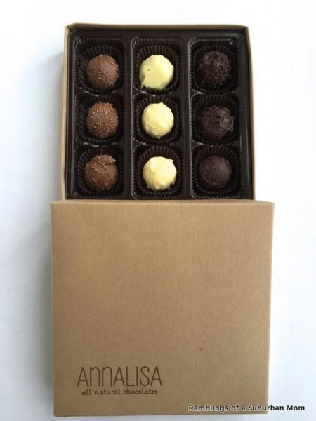December 2014 Fancy Food Box