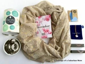 POPSUGAR Must Have Box Review + Coupon Code – December 2014