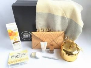 PopSugar Must Have 2014 Holiday for Her Limited Edition Box Review