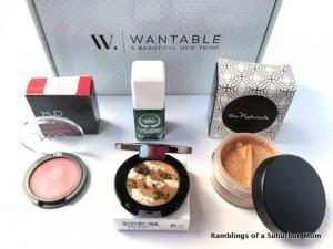 Wantable Makeup Review – January 2015