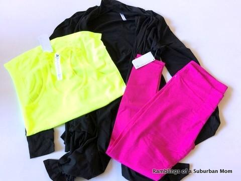 Fabletics Subscription Review – January 2015 + 50% Off Offer