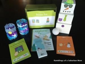 Kiwi Crate Review + Coupon Code – December 2014