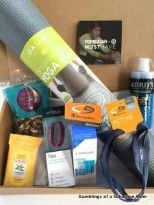 Target + PopSugar 2015 Must Have Box Review