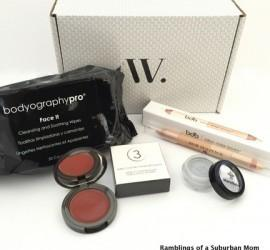 February 2015 Wantable Makeup Subscription Review