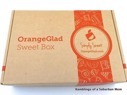 February 2015 Orange Glad Subscription Review