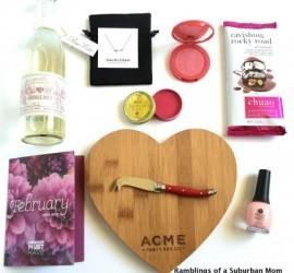 February 2015 PopSugar Must Have Subscription Box Review