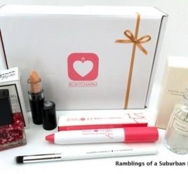 February 2015 BOXYCHARM Subscription Box Review