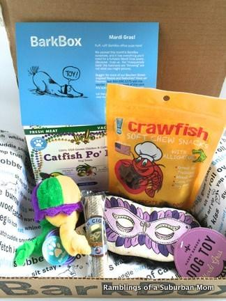 BarkBox Review + Coupon Code – February 2015