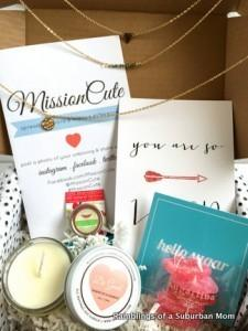 MissionCute Review – February 2015