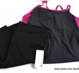 Fabletics March 2015 Subscription Box Review + 50% off First Outfit