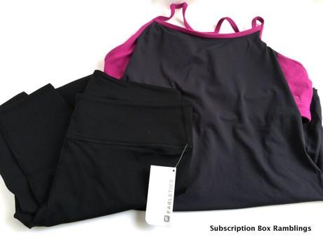 Fabletics Subscription Review – March 2015 + 50% off First Outfit