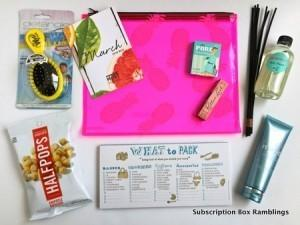 POPSUGAR Must Have Box Review + Coupon Code – March 2015