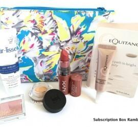 """ipsy March 2015 Subscription Box Review - """"Floral Fantasy"""""""