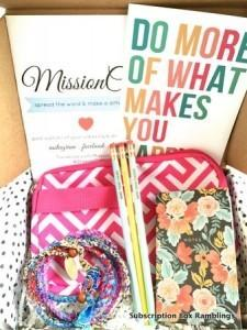 MissionCute Review – March 2015