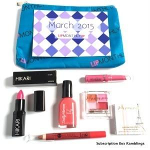 Lip Monthly Review + Coupon Code –  March 2015