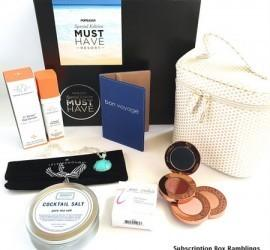 PopSugar Must Have Special Edition Resort Box Review