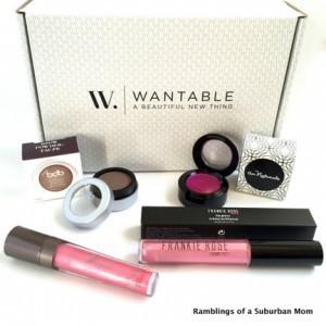 Wantable Makeup Review – March 2015