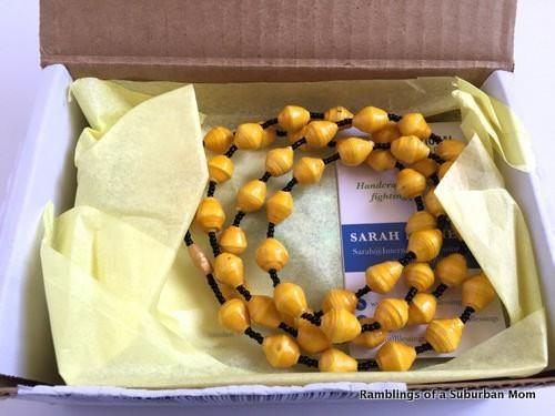 Box of Blessings March 2015 Subscription Box Review