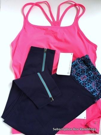 Fabletics Subscription Review – April 2015 + 50% off First Outfit
