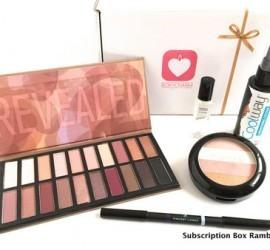 """BOXYCHARM April 2015 Subscription Box Review - """"Bloom"""""""