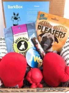 BarkBox Review + Coupon Code – April 2015