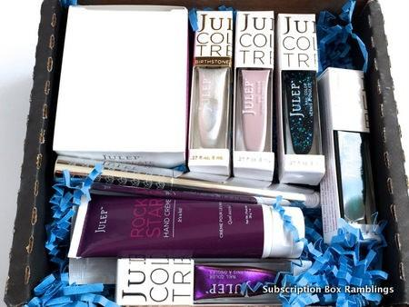 """Julep """"Cora"""" Mystery Box Review"""