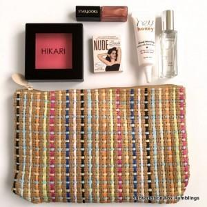 ipsy Subscription Box Review – April 2015
