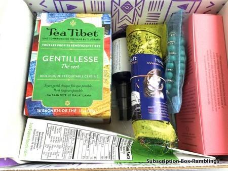 Yogi Surprise May 2015 Subscription Review + Coupon Code