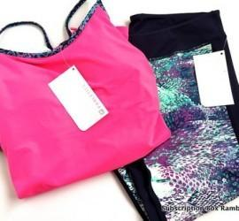 Fabletics May 2015 Subscription Box Review + 50% off First Outfit