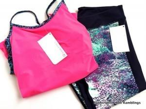 Fabletics Subscription Review – May 2015 + 50% off First Outfit