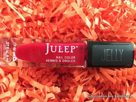 "Julep Maven June 2015 Subscription Box Review - ""The Deep End"" + Free Box Coupon Code"